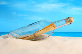 letter in a bottle in 1999 a fisherman found a love letter in a bottle from a soldier in