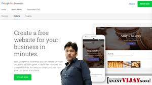 Free Website Design In Google Create A Free Website For Your Business Google My Business New Update