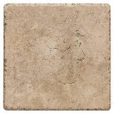 del conca 6 in x 6 in rialto noce thru porcelain wall tile