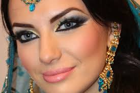 exotic arabic makeup princess jasmine make up transformation ماكياج العربي you