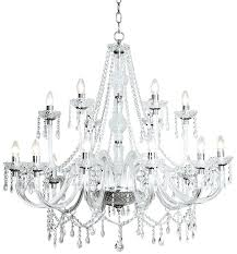 acrylic chandelier parts uk