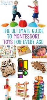 The Best Montessori Toys for Every Age, 1 Year Old, Kids - Birth to 6 Years Natural Beach