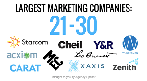 Indeed may be compensated by these employers, helping keep indeed free for jobseekers. 50 Largest Marketing Companies In The World Leadership Insights Marketing Matters By Agency Spotter