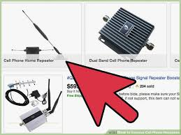 cell phone repeater elegant 3 ways to improve cell phone reception wikihow
