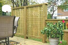 free standing privacy fence garden medium size of outdoor screen ideas solutions s