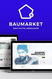 Theme Downloads Baumarket A Marketplace For Easy Digital Downloads Wordpress Theme
