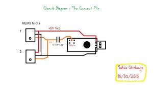 coco mic the diy studio quailty usb mic mems technology 18 circuit diagram jpg