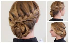 Hair Style Formal braided formal updo youtube 2210 by wearticles.com