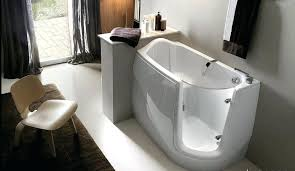 walk in bathtub cost large size of to shower conversion with