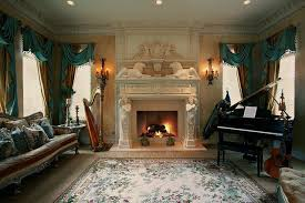 traditional living room ideas with fireplace. Image: Tartaruga Design Inc. Traditional Living Room Ideas With Fireplace