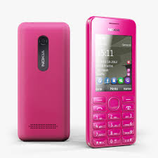 Nokia Asha 206 (2.4 Inch Display) Import