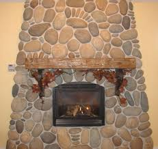 custom made fireplace mantel with corbels