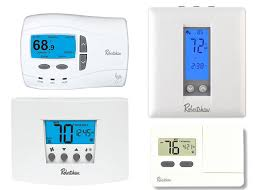 robertshaw climate programmable thermostats