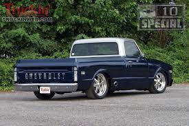 1968 Chevy C10 - Ole Blue - Truckin' Magazine