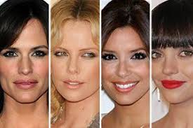 how to apply makeup according to your face shape ever try to copy a friends makeup look and it look kinda wacky on you it could be that the make up look