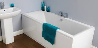 how to install a new bath panel