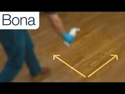 How To Remove Bona® Hardwood Floor Polish   YouTube