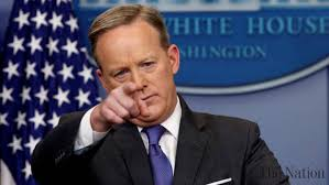 Sean Spicer Still Plans To Leave White House Official Says THE NATION Beauteous Sean Spicer Resume