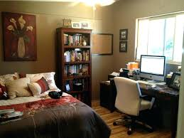 home office in bedroom. Home Office Bedroom Ideas Small Desk In .