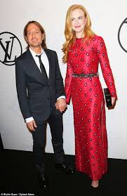 louis vuitton designer clothes. power couple: nicole and keith were the australians couple of night, arriving louis vuitton designer clothes