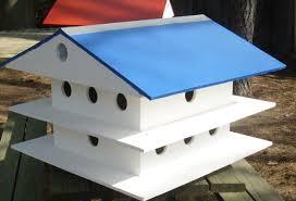 DIY Purple Martin Birdhouse Plans   Free DIY Furniture Plans