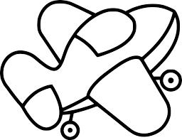 Coloriage Avion Enfant Dessin Imprimer Sur Coloriages Info