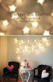 diy bedroom lighting ideas. Mon Makes Things: Star Light Bright Garland Diy Bedroom Lighting Ideas X