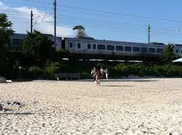 Maybe you would like to learn more about one of these? You Can Set Your Watch To The Amtrak Trains Rushing By Picture Of Rocky Neck State Park East Lyme Tripadvisor