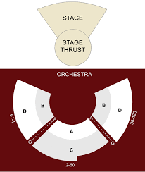 Theatre At The Center Munster Seating Chart Theatre At The Center Munster In Seating Chart Stage