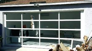 Clear glass garage door Prepare Glass Garage Door Prices All Glass Garage Door Full View Modern Anodized Aluminum Clear Tempered Doors Glass Garage Door Avaunt Garage Doors Inc Glass Garage Door Prices Glass Garage Doors Prices New Door Styles