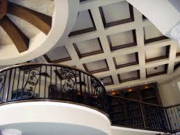 Specialty Ceiling - Coffered Ceiling