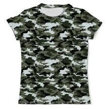 """Мужские футболки c красивыми принтами """"<b>военный</b>"""" - купить в ..."""