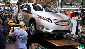First Generation Chevy Volt Production Ending Soon - Gas 2