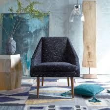 parker slipper chair west elm
