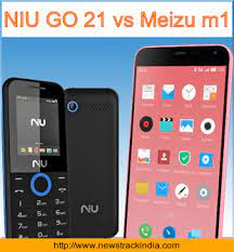 NIU GO 21 vs Meizu m1 : Comparison of ...