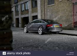 2013 Audi S7 high performance coupe Stock Photo, Royalty Free ...