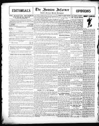The Houston Informer (Houston, Tex.), Vol. 5, No. 42, Ed. 1 Saturday, March  8, 1924