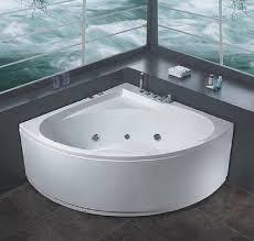 lovely corner whirlpool tubs of modern white jacuzzi bathtubs lanewstalk com
