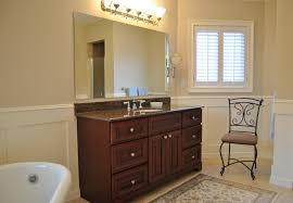 Bathroom Frameless Mirrors Shocking Decorating Ideas Using Round White Sinks And Rectangular