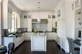 modern cabinet pulls white shaker. White Kitchen Cabinets Dark Floors Modern Cabinet Pulls Inside With Idea 11 Shaker O