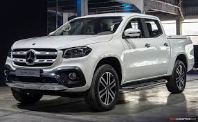 A limited edition created especially for yachting enthusiasts who prioritise luxury. New Mercedes Benz X Class Revealed Autoconception Com Pickup Trucks Mercedes Truck Mercedes Benz Classes