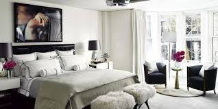 bedroom wall decorating ideas. Contemporary Ideas Black And White Decor With Bedroom Wall Decorating Ideas F