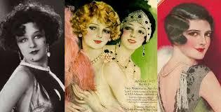 vine 1920s hairstyleakeup