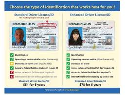 Act To Department Of Express Washington Steps Real Takes Id Comply Licensing With