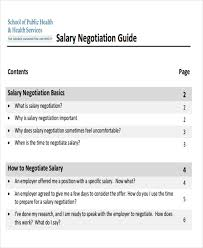 Counter Offer Salary Letter Sample Coles Thecolossus Co