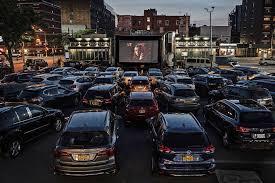 the coronavirus emptied theaters