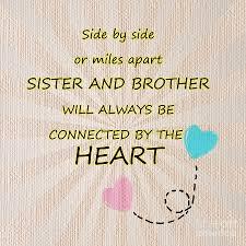 Sister And Brother Quotes 3 By Prar Kulasekara