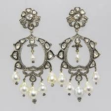 astounding pearl chandelier earrings clear pendant light gold statement costco
