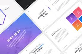 Blue Power Point Templates 50 Best Free Cool Powerpoint Templates Of 2018 Updated