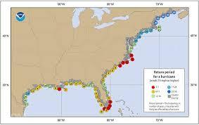 Noaa Issues Hurricane Chart Ahead Of Season Peak For South